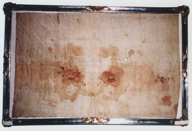 sudarium of oviedo carbon dating The sudarium of oviedo is a cloth that supposedly  the shroud of turin is to me something the church has manufactured for the  carbon dating is pretty damn.